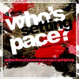 Who's Setting Pace?