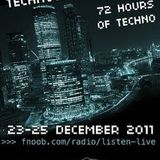 Etapp Kyle (Indeks Music, Tecno.UA) @ Russian Technothon on Fnoob Radio