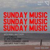 SUNDAY MUSIC w/ Mun & Matthew