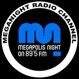 Ночной Мегаполис на 89'5 FM