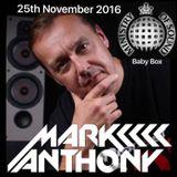 DJ Mark Anthony
