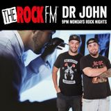 Dr John - Monday 12 October 2015