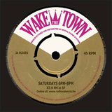 """Wake The Town 10/9/13 w/special guests: Gabby Loks (LA) + Keith """"Merritone"""" Scott (Federal Records)"""