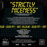 Back To Niceness 11/11/17 (Pepe Braddock, Tokimonsta, L'Orange, Ocean Wisdom, Ikebe Shakedown, ...)