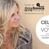 Voyager with Celeste on Ibiza Sonica Show 3