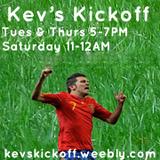 Kev's Kickoff Radio Show