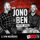 Jono and Ben Podcast Thursday 16 June