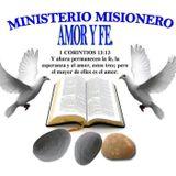 Ministerio Misionero Amor y Fe