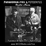 Paranormalities & Ponderings