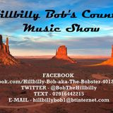 Hillbilly Bob's Country Music Show for 13th December