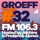 GROEFF Radioshow on Tros FM 18/08/18 Episode 20