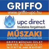Griffo Műszaki Üzlet Upc-Vác