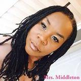 Angela V. Middleton