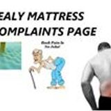 Sealy Complaint Page