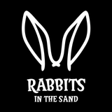 Rabbits in the Sand