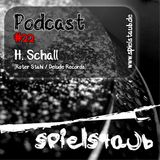 Spielstaub Podcast 012.ROT by Marco Remus