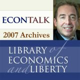 Arnold Kling on the Economics of Health Care and the Crisis of Abundance