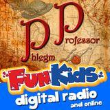 Professor Phlegm from Fun Kids
