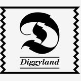 DIGGYLAND PODCAST 017 by Planet Soap