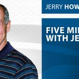 Five Minutes with Jerry - Luis Rivera