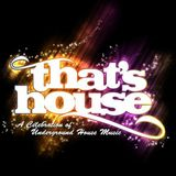 Thats House 65, by DJ Matt (and Dylan on Better Days, live at Bains Douches in 2000)