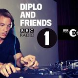 Diplo and Friends on BBC Radio 1 ft. Flying Lotus & Dismantle 10/07/2012