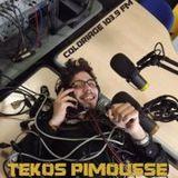 Tekos Pimousse Coloriage