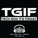 TGIF Tech God It's Friday