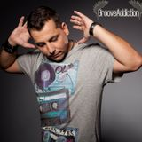 Groove Addiction ON AIR Radio Show March A Mixed by Da Fonseca