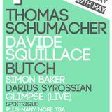 Spektrique : Live @ Mad Hatters Tea Party - 16/07/2011