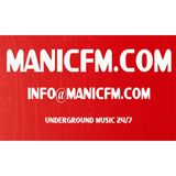 Manic FM Recorded Saturday 23/05/2020 Vangelis 4-5pm