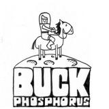Buck Phosphorus - Space Botherer! Episode 2