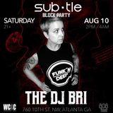 The DJ Bri