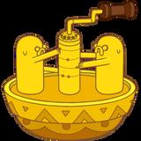 The Yellow Music Box
