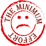 The Minimum Effort
