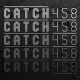 Catch 458 (Aaron French)
