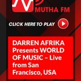 World of Music SF on Mutha FM