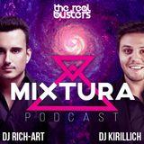 DJ RICH-ART & DJ KIRILLICH - MIXTURA #001
