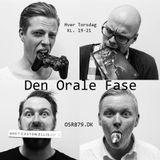 Den Orale Fase - Podcast fra d. 6 november