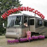 RV Navigator Episode 126 -  A pause in the Tavel