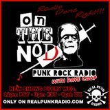 On The Nod punk rock radio show on Real Punk Radio Episode 1.