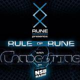 Rule of Rune 043 – Clandestine ft Mechanical Pressure (12.04.2014)
