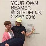 Top hat radio met Mylou