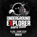 Underground Explorer Radioshow