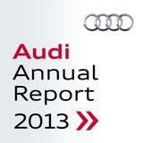 Audi 2013 Annual Report [Podca