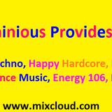 DJ Luminous The Rave Queen.