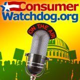 Consumer Watchdog Podcast - Jan. 21, 2016 - Gov. Brown On The Hot Seat Regarding The Porter Ranch Ga
