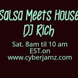 salsa de los 70s dj rich live mix