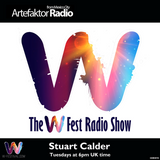 This is first radio show, on Artefaktor Radio, showcasing bands playing at the W Festival in 2020