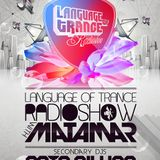 Language of Trance 222 with David Justian & Magic 7 Guestmix by UnderHard (UKR)
